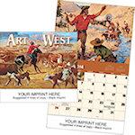 Art Of The West Wall Calendars